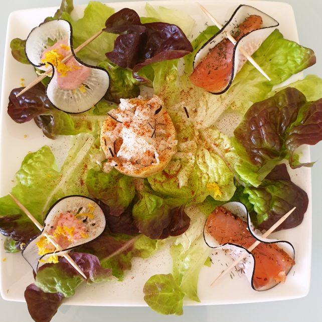 Salade de saisons