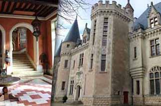 Chateau Puygrenier Chateau Montaigne Activite