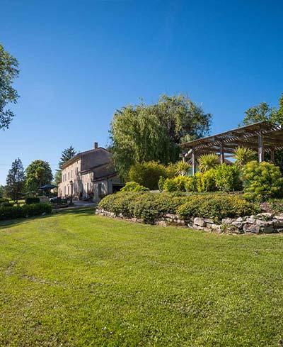 Chateau Puygrenier Parc Services